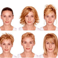 Hairstyle Ideas for Every Face Shape
