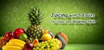 5 Fruit Juices for Clear and Glowing Skin